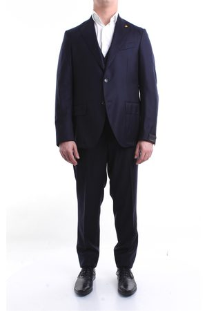 Sartoria Latorre Single-breasted suits Men