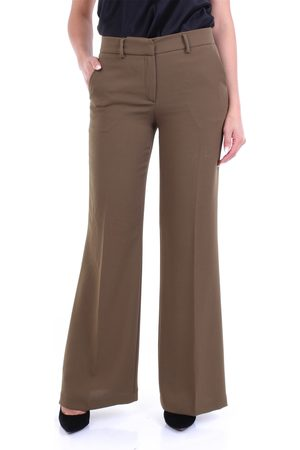 L'Autre Chose Palazzo pants Women Military