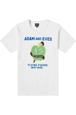 The Real McCoys Men T-shirts - Adam & Eves Military Tee