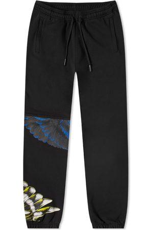 Marcelo Burlon Wings Patchwork Relax Sweat Pant