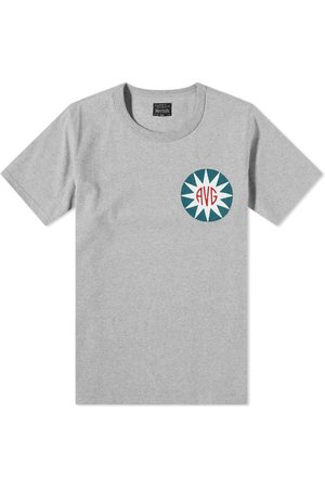The Real McCoys Men T-shirts - Fei Hu Military Tee