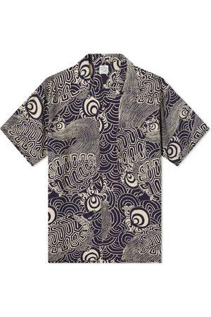 ORSLOW Men Shirts - Patterned Vacation Shirt