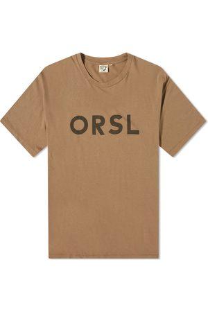 orSlow Men T-shirts - Orsl Tee