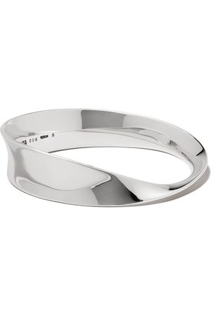 Georg Jensen Women Bracelets - Sterling Mobius bangle - COLOR