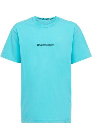 F.A.M.T. Drug Free Body Cotton T-shirt
