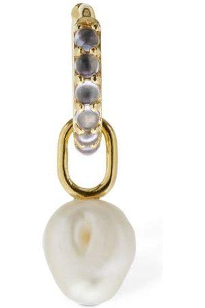 Maria Black Women Earrings - Globo Cielo Mono Huggie Earring