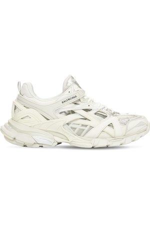 BALENCIAGA Men Running - Track.2 Open Mesh Running Sneakers