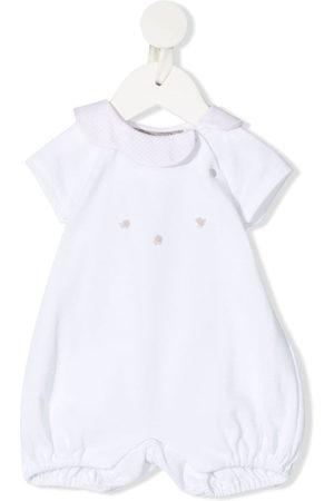 La Stupenderia Baby Rompers - Embroidered cotton romper