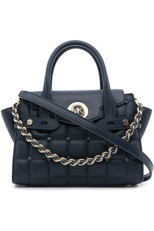 Michael Kors Women Purses - Carmen extra-small quilted satchel bag