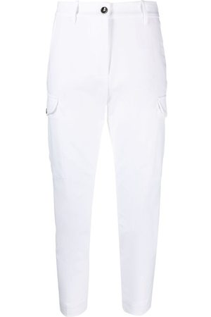 Nine In The Morning Cropped tapered trousers