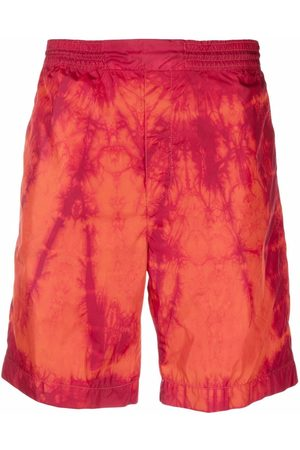 Acne Studios Tie-dye shorts