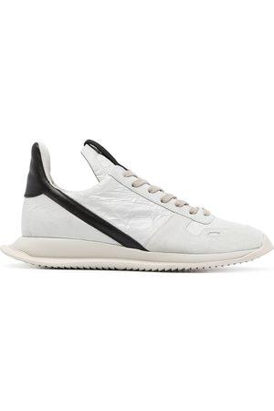 Rick Owens Men Sneakers - Phlegethon low-top sneakers - Grey