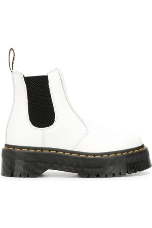 Dr. Martens Elasticated side-panel boots