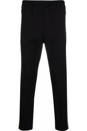 Alexander McQueen Side-stripe track pants