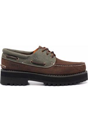 Timberland Men Shoes - X Alife 3-Eye Classic Lug boat shoes