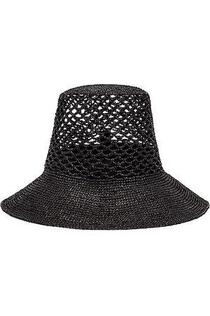Janessa Leone Lynda Packable Bucket Hat in