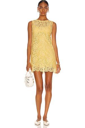 Dolce & Gabbana Women Party Dresses - Lace Sleeveless Mini Dress in