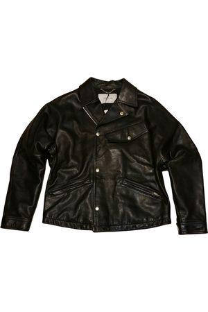Cerruti 1881 Men Leather Jackets - \N Leather Jacket for Men