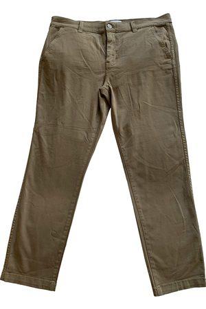 Current/Elliott Women Pants - \N Cotton Trousers for Women