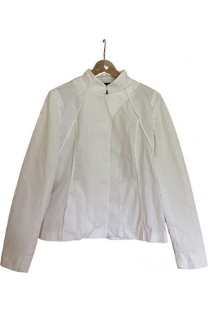 Cerruti 1881 Women Jackets - \N Cotton Jacket for Women