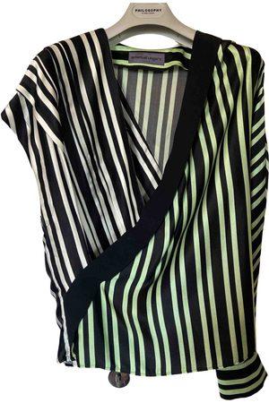 Emanuel Ungaro Women Tops - \N Silk Top for Women