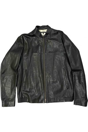 THEORY Men Leather Jackets - \N Leather Jacket for Men