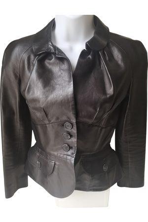 Dior VINTAGE \N Leather Jacket for Women