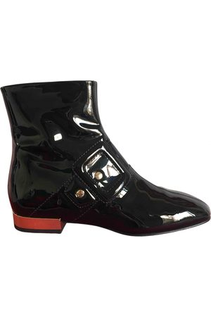 Roger Vivier Women Ankle Boots - \N Patent leather Ankle boots for Women