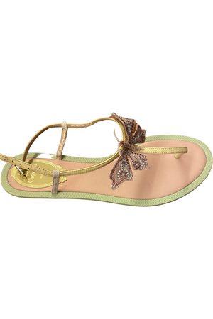 RENÉ CAOVILLA \N Leather Sandals for Women