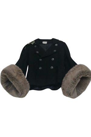 EMMANUELLE KHANH Women Coats - \N Wool Coat for Women
