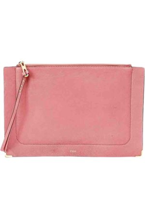 Chloé \N Leather Clutch Bag for Women