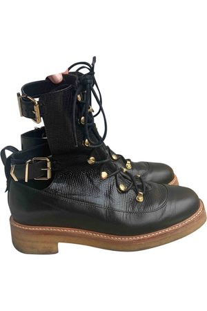 Lanvin \N Leather Ankle boots for Women