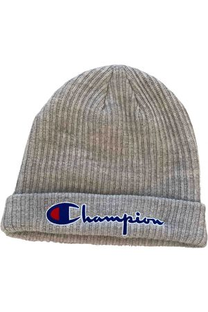 Champion \N Wool Hat & pull on Hat for Men
