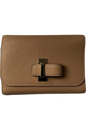 DELVAUX Mutin Leather Wallet for Women