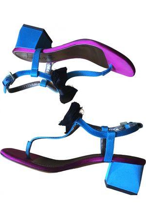 Lanvin \N Cloth Sandals for Women