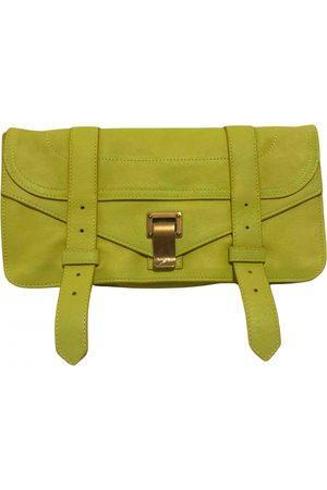Proenza Schouler PS1 Leather Clutch Bag for Women