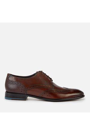 Ted Baker Men Formal Shoes - Men's Trvss Leather Derby Shoes