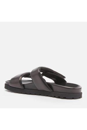 GIA Women Platform Sandals - X Pernille Women's Perni 11 Leather Platform Sandals