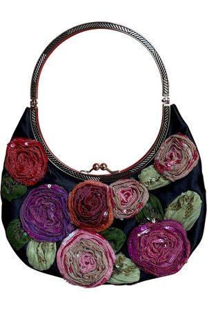VALENTINO GARAVANI Women Purses - \N Silk Handbag for Women