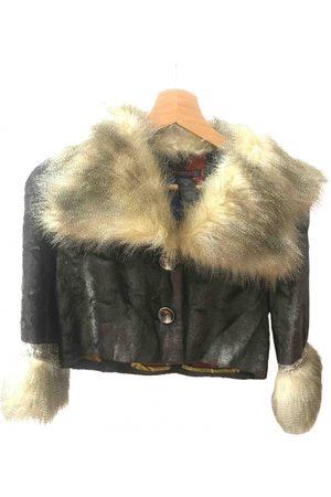Custo Barcelona Women Jackets - \N Faux fur Jacket for Women