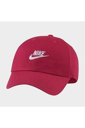 Nike Sportswear Heritage86 Futura Washed Adjustable Back Hat in / 100% Cotton/Twill