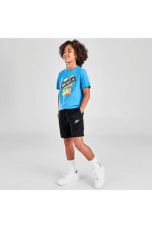 Nike Boys' Sportswear Jersey Shorts in / Size Small 100% Cotton/Polyester/Knit