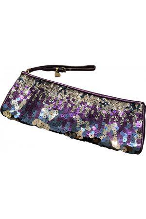 Miu Miu \N Leather Clutch Bag for Women