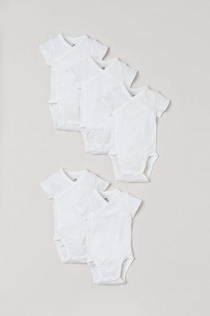 H&M 5-pack Cotton Bodysuits