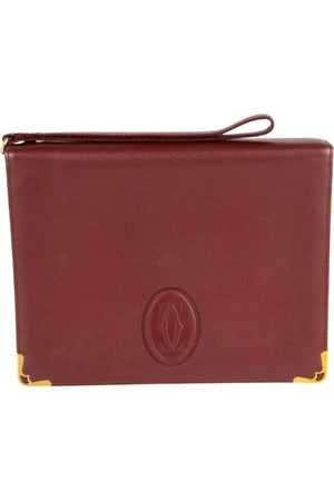 Cartier Women Clutches - \N Leather Clutch Bag for Women