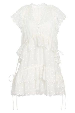 ZIMMERMANN Mae mini dress