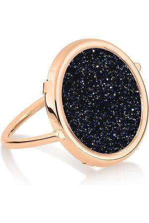 GINETTE NY Ajna Sand Stone ring