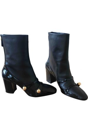 Nº21 \N Leather Ankle boots for Women
