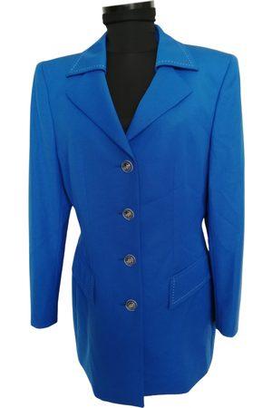Escada Women Jackets - VINTAGE \N Wool Jacket for Women