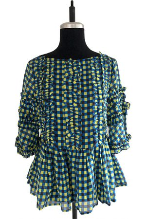 Jucca Women Tops - \N Silk Top for Women